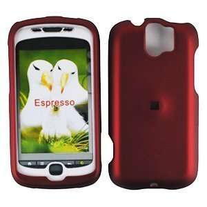 Feel Hard Protector Case Cover Front/Back for HTC MyTouch Slide 3G