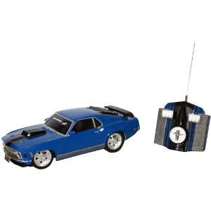 Motor Muscle Radio Control 1970 Ford Mustang Mach 1 Toys & Games