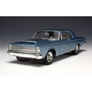 1965 Plymouth Belvedere DD1 Medium Blue Metallic 118 1 of