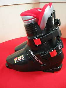 Heierling F215 Rear Entry Downhill Ski Boots Great Condition