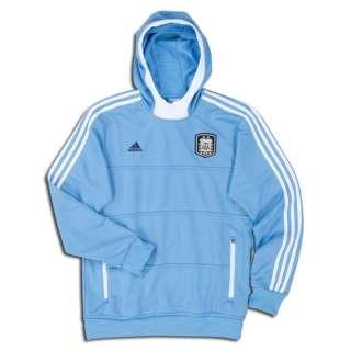 NEW Adidas ARGENTINA Soccer Football Club Hoodie Training Shirt