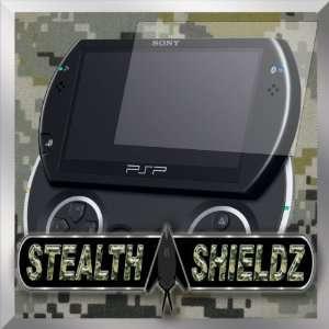 Pack Stealth Shieldz© Sony PSP GO Screen Protector LIFETIME WARRANTY