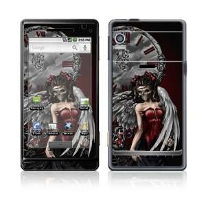 Motorola Droid Skin Decal Sticker   Gothic Angel: Everything Else