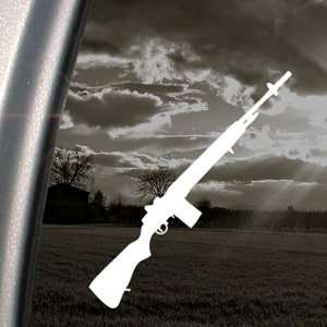M14 Rifle 7 Decal Car Truck Bumper Window Sticker