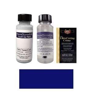 1 Oz. Ultramarine Blue Metallic Paint Bottle Kit for 1996