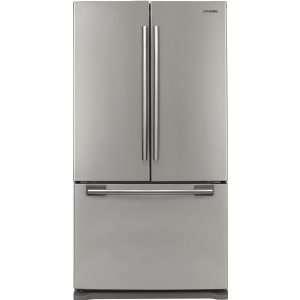 Samsung: RF263AEPN 25.8 cu. ft. French Door Refrigerator