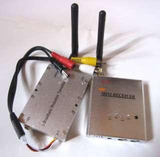 4Ghz 4000mW Camera Wireless CCTV Transmitter Receiver