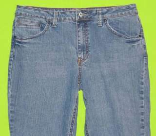 Ultra Tall 36 Inseam Stretch Womens Blue Jeans Denim Pants GK8