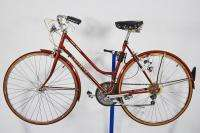 Tourist womens cruiser vintage bicycle ladies bike Shimano