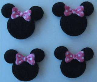 Find great deals on eBay for minnie mouse felt. Shop with confidence. Skip to main content. eBay: Disney Mickey & Minnie Mouse Festive Felt Santa Hats w/ Embossed Design New S Brand New · Disney. $ or Best Offer. Free Shipping. 'S DISNEY FELT 3D MINNIE MOUSE 20