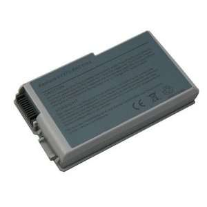 Dell Inspiron 600m Series Laptop Battery (Lithium Ion, 6