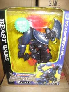 TRANSFORMERS Beast wars g1 beast wars SCORPONOK MISB