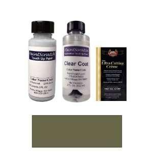 Oz. Gray Brown Metallic Paint Bottle Kit for 2000 Infiniti I30 (ET1)