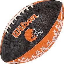 Wilson Cleveland Browns Mini Team Logo Football