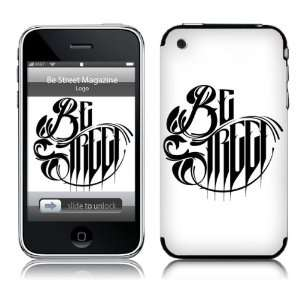 BSTM10001 iPhone 2G 3G 3GS  Be Street Magazine  Logo Skin: Electronics
