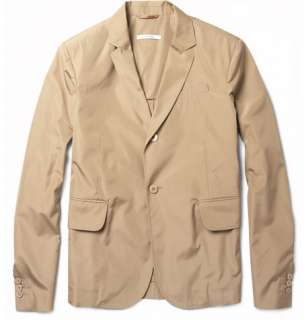Clothing  Blazers  Single breasted  Short Two Button Blazer