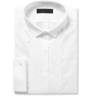 Formal shirts  Dinner shirts  Bib Front Tuxedo Shirt