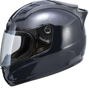GMAX GM69 Full Face Street Helmet   Black 2X   72 48702X Automotive