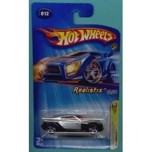 Mattel Hot Wheels 2005 164 Scale Silver Symbolic Die Cast