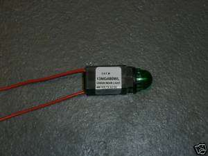C3 Controls 13mm Indicator Light 480V AC 1/2W Green