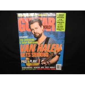 Guitar World Magazine (February 1995) Editors of Guitar World