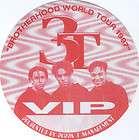 3T 1997 BROTHERHOOD World Tour Backstage Pass TAJ TARYLL TJ Michael