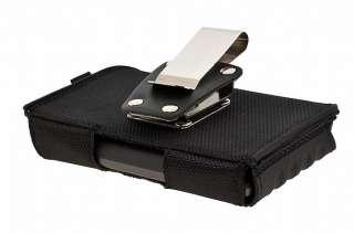 Red / Black Heavy Duty Cover Case for Casio GzOne Commando C771