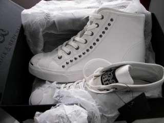 NIB$149 ROCK & REPUBLIC Leather Sneaker Shoes 45 / 11.5
