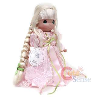 Precious Moments Princess Tangled Rapunzel Doll Special Collectible