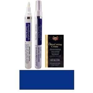 1/2 Oz. Dark Blue Metallic Paint Pen Kit for 2000 Pontiac