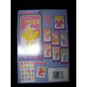 Care Bears Valentines Day Cards Box of 32 w/Stickers