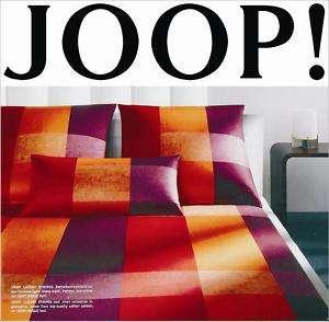 Joop Mako Satin Bettwäsche 200x200 Lucent Stripes Gren On Popscreen
