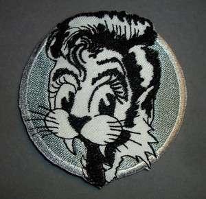 STRAY CATS PATCH BADGE + MUSIC VIDEO DVD ROCKABILLY BRIAN SETZER HOT