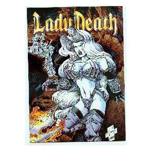 Lady Death The Odessey #2 Chaos: No information available: Books