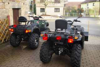 Quad ATV Explorer Atlas 500 4x4 langer Radstand Allrad LOF Winde in