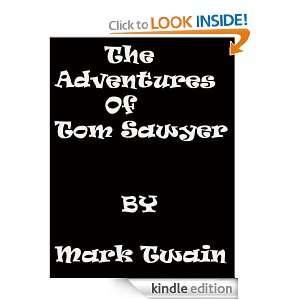 The Adventures of Tom Sawyer(Illustrated) Mark Twain