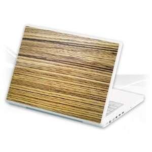 (weiss)   wood 3 Laptop Notebook Decal Skin Sticker Electronics