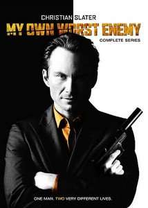 My Own Worst Enemy The Complete Series DVD, 2009, 2 Disc Set