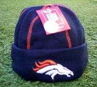 Denver Broncos REEBOK Beanie Hat Knit Cap NFL   Manning
