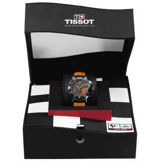 TISSOT T RACE MOTOGP LIMITED EDITION 2011 MENS CHRONO WATCH T048.417