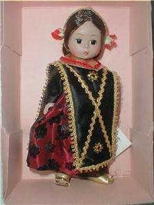Madame Alexander International Doll Indonesia #579 BOX