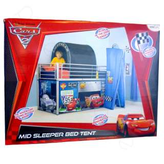 ... DISNEY CARS 2 MID SLEEPER BED TENT CABIN BNIB OFFICIAL ...  sc 1 st  PopScreen & bed tent pack transform any mid sleeper or cabin bed into a magical