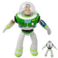 Disney TOY STORY Buzz Lightyear 8.8 Plush Soft Figure