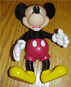 Walt Disney Mickey Mouse figurine