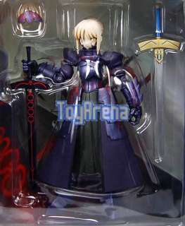 Fate Stay Night Dark Saber Alter Action Figure with Revoltech Joints