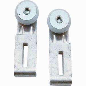 Prime Line Sliding Shower Door Roller & Bracket 2 Pack M 6028 at The