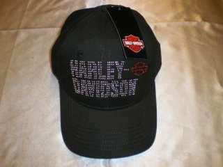Bling Bling Harley Davidson Hat Cap Doo Rag Skull Cap Do Rag