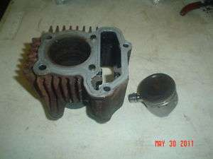 YAMAHA MOTO4 80 MOTO 4 TOP END CYLINDER PISTON 87 86 85