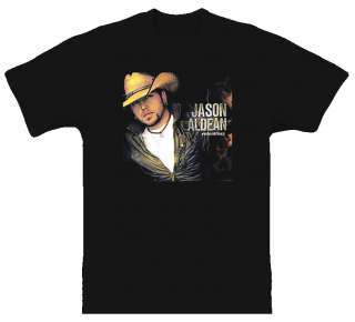Jason Aldean Country Singer T Shirt