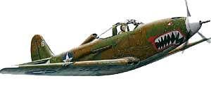 Eduard 8471 P 400 Airacobra 1/48 Scale Model Kit